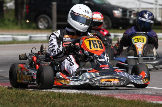 The ECKC will offer Briggs & Stratton Junior and Senior/Masters in 2013. (Photo by: Cody Schindel, INTL-KartingMedia.com)
