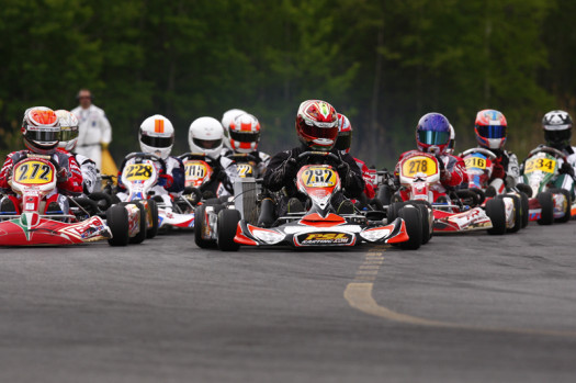 American Gavin Reichelt will join Team PSL Karting and tackle the Rotax Junior class in ECKC action (Photo by: Cody Schindel/CKN)