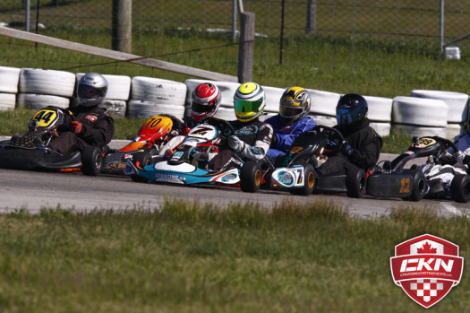 Cory Cacciavillani was victorious last weekend at Mosport and is looking for another win this weekend. (Photo by: Cody Schindel/CKN)