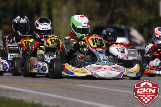 Could it be Joe Sorrano's year in Mini-Max? (Photo by: Cody Schindel/CKN_