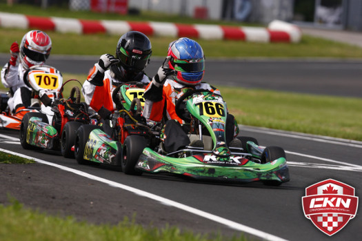 Treadwell and Stehle top our Power Rankings after finishing 1-2 at Goodwood. (Photo by: Cody Schindel/CKN)