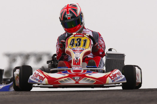 Ben Cooper finished a weekend sweep of DD2 with his second win on Sunday. (Photo by: Cody Schindel/CKN)