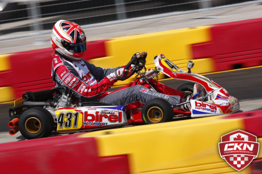 Cooper bagged his fourth win from five starts, and all but sealed the championship at Le Monaco. (Photo by: Cody Schindel/CKN)