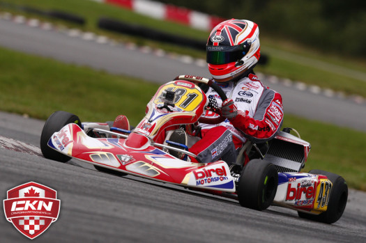 en Cooper confirmed his second-consecutive ECKC DD2 Championship with a win. (Photo by:  Cody Schindel/CKN)