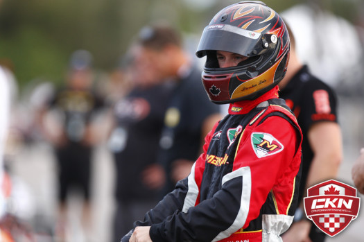 Brendon Bain is the only Canadian DD2 rookie (Photo by: Cody Schindel/CKN)