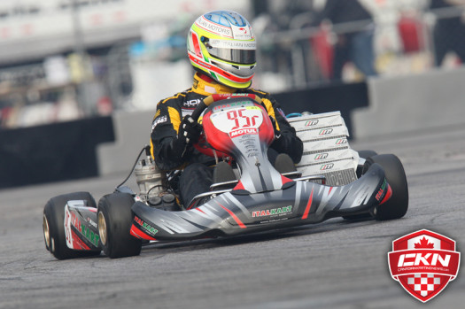 Michael Valiante leads a star-studded roster from Italian Motors (Photo by: Cody Schindel/CKN)