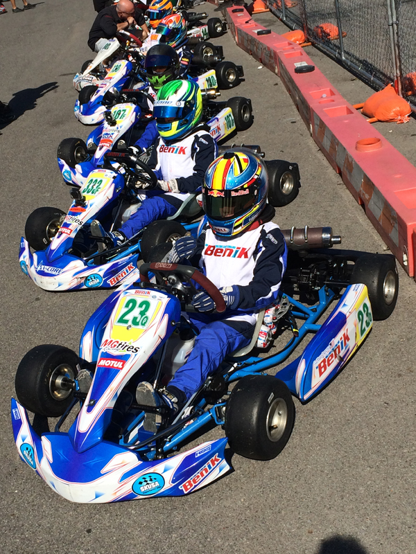 Dallas Karting Complex >> PR: BENIK Kart Making Marks Early in the 2014 Season – CKN ...