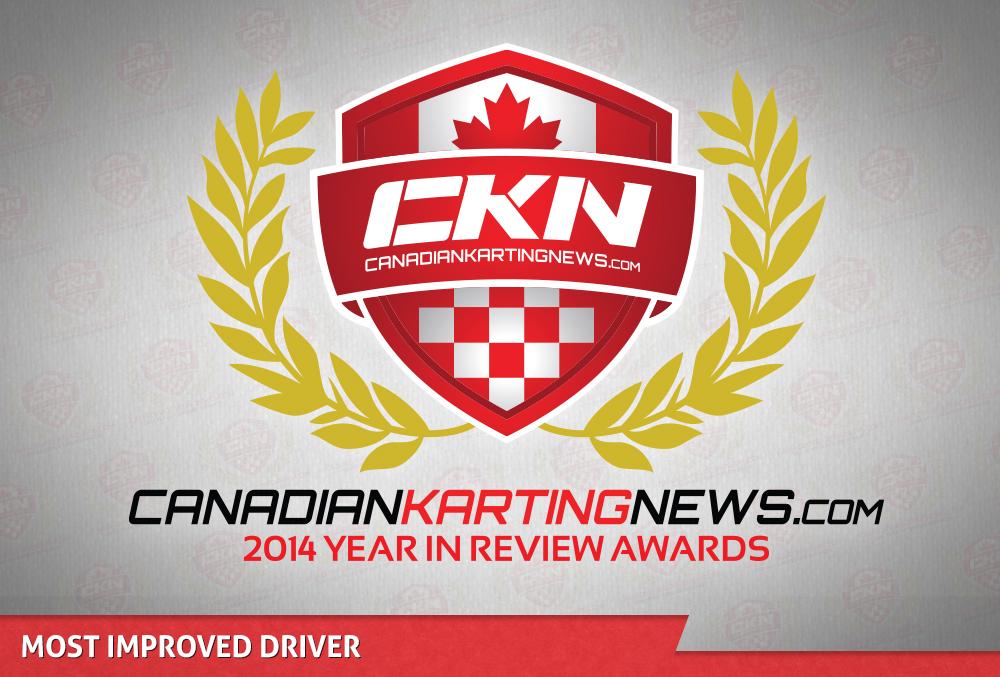 2014 ckn year in review awards most improved driver ckn