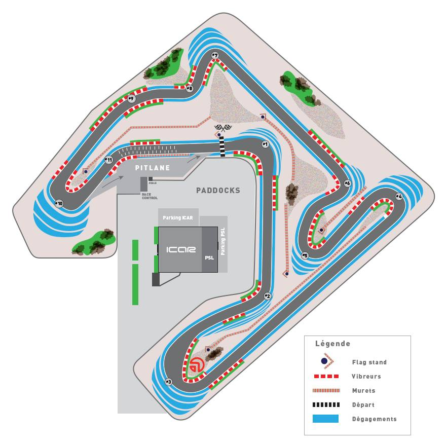 Eastern canadian karting championship coupe du quebec for Go kart interieur montreal