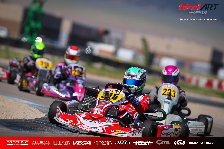 roa kart PR: Four wins for Birel ART & PSL in Utah – CKN  roa kart