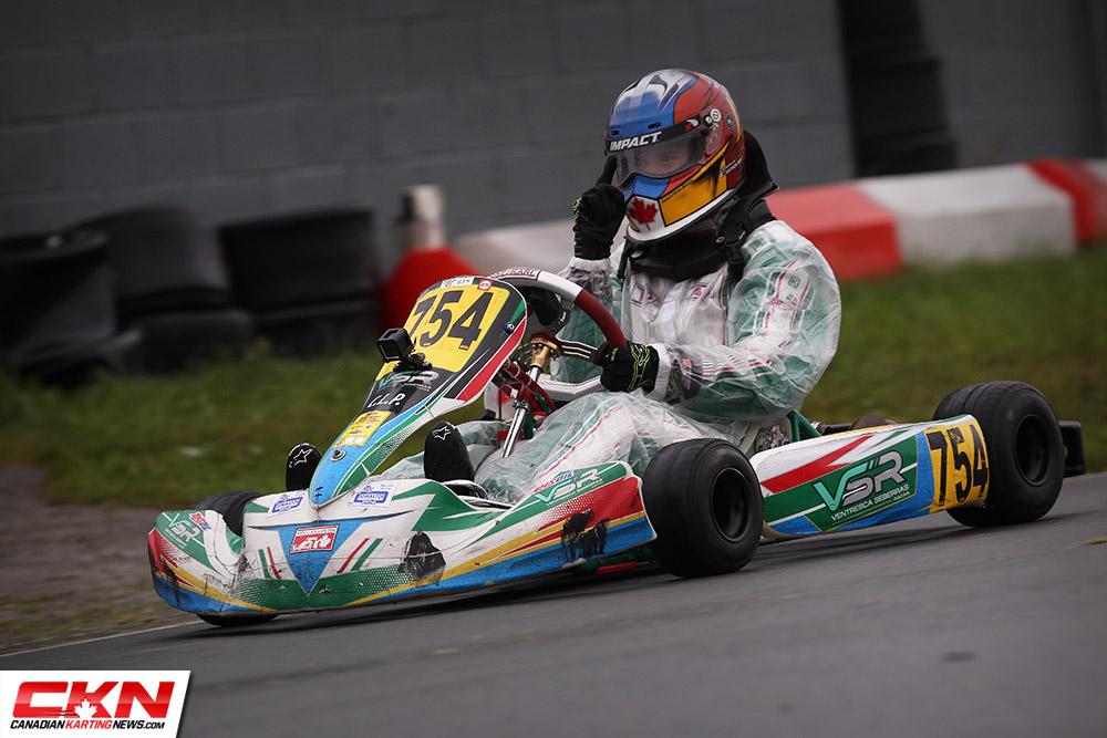 ECKC: Wet and Wild Briggs Racing on Sunday at Goodwood – CKN