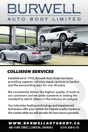 Burwell Auto Body