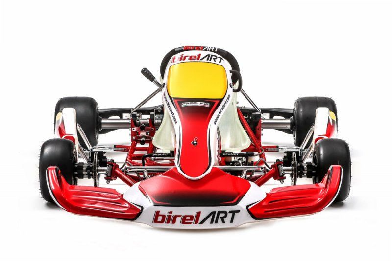 Go Kart Front Bumper : Birelart introduce sexy new front spoiler ckn