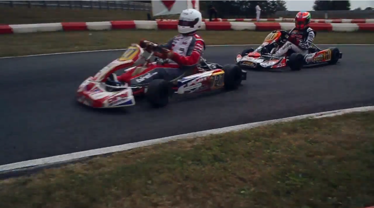 Video: This IS Briggs & Stratton Kart Racing! – CKN